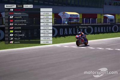 MotoGP Mugello Virtual Race