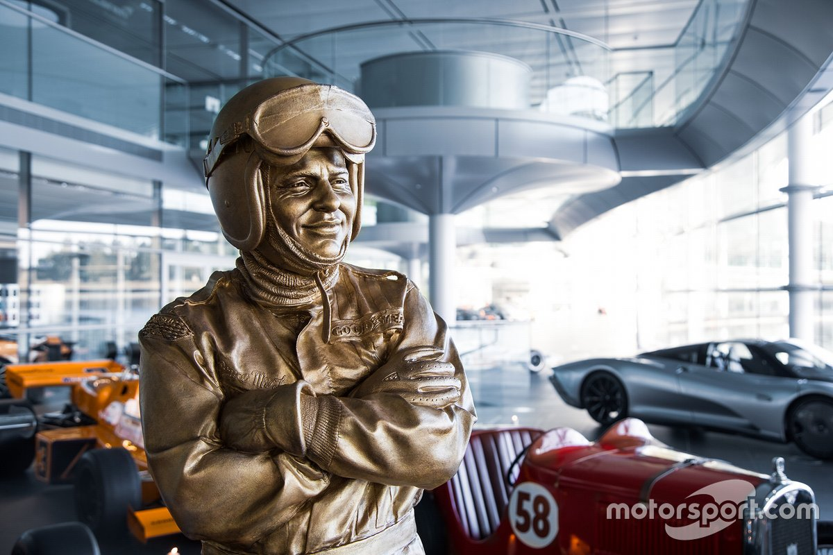 Homenaje a Bruce McLaren