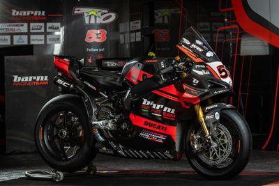 Presentación del Barni Racing Team