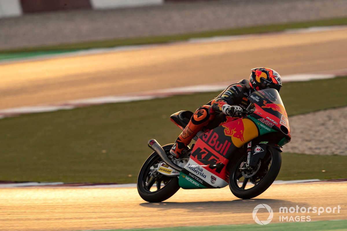 Jaume Masia, Red Bull KTM Ajo