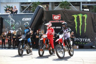 Monster Energy Pre-Race event