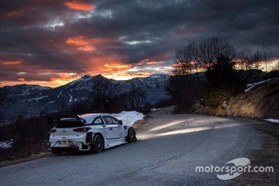 Sebastien Loeb testet für Hyundai