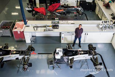Haas factory visit