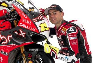 Alvaro Bautista, Aruba.it Racing-Ducati SBK Team