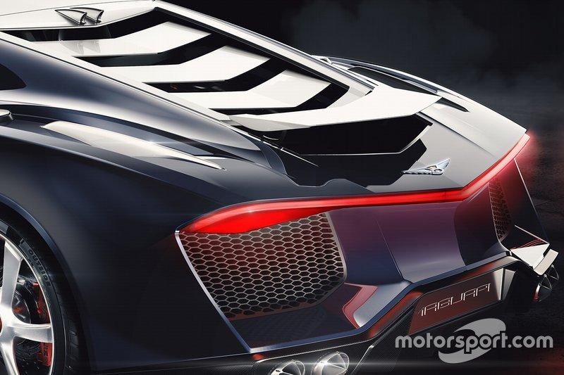 Hispano Suiza Maguari HS1 GTC unveil