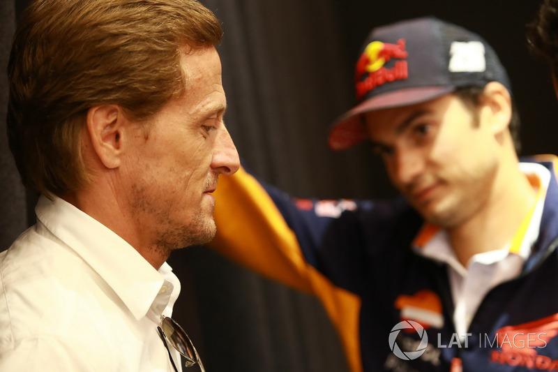 Сете Жібернау, Дані Педроса, Repsol Honda Team