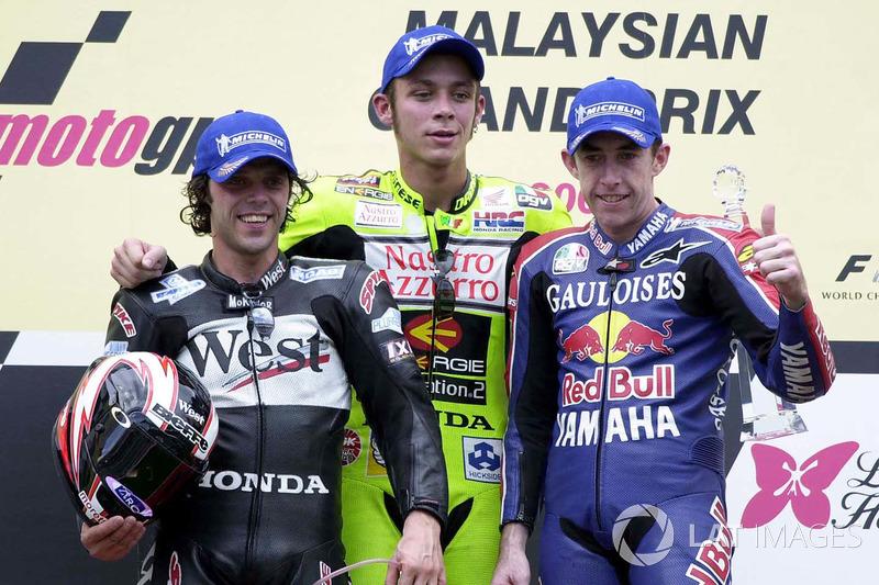 #12 GP de Malaisie 2001