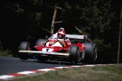 Нікі Лауда, Ferrari 312T2, після Pflanzgarten