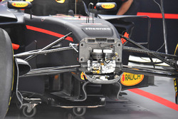 Red Bull Racing RB13, Detail Nase