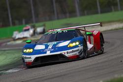 #66 Ford Chip Ganassi Racing Ford GT: Олів'є Пла, Штефан Мюке