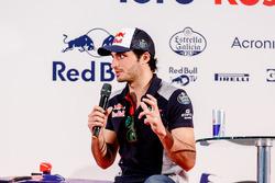 Carlos Sainz en el Circuito del Jarama