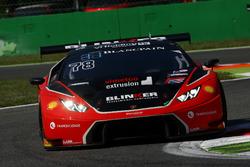 #78 Barwell Motorsport, Lamborghini Huracan GT3: Leo Matchitski, Miguel Ramos, Richard Abra