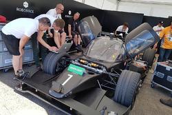 Roborace test car