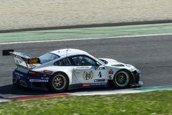 Porsche 997 GT3 R Autorlando Sport: Matteo Bossini, Giacomo Bossini, Paolo Bossini