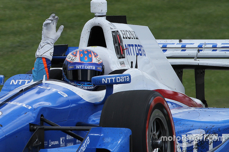 Pemenang balapan, Scott Dixon, Chip Ganassi Racing Honda