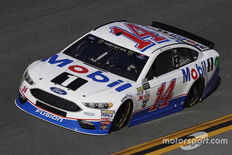 #14: Clint Bowyer, Stewart-Haas Racing, Ford