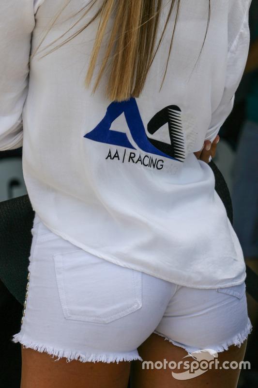 Chicas de la parrilla Argentina AA Racing