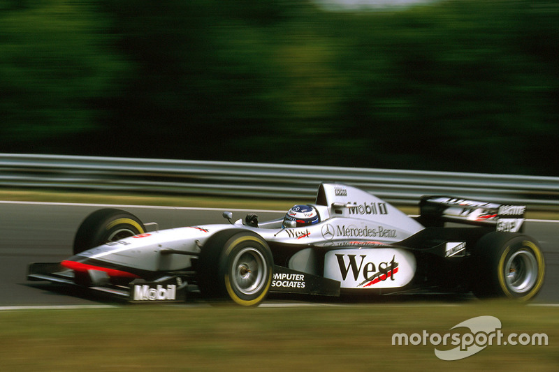 #9 : Mika Häkkinen, McLaren MP4/12