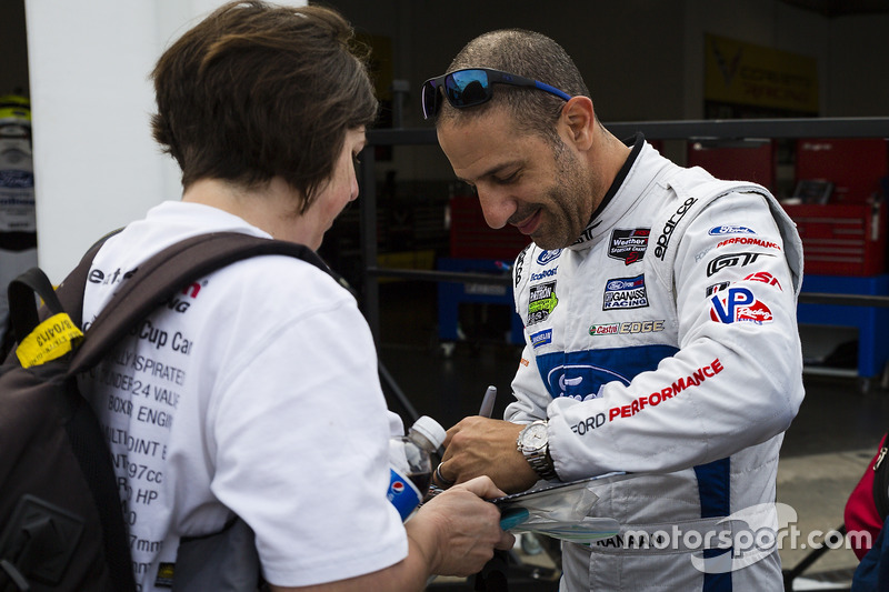 Tony Kanaan, Ford Performance Chip Ganassi Racing