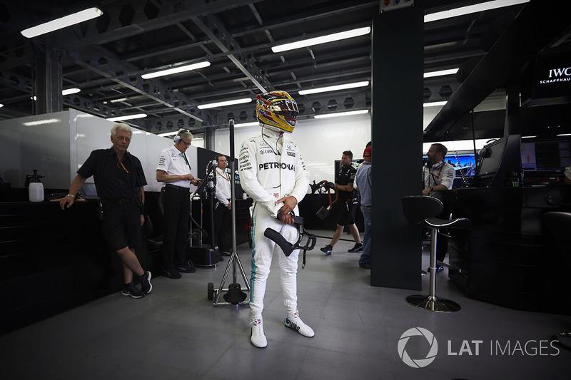 Гран Прі Азербайджану 2017, Mercedes F1 W08 EQ Power+