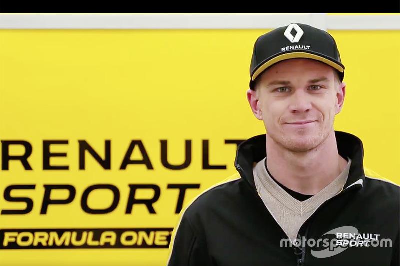 4. Нико Хюлькенберг, Формула 1, Renault