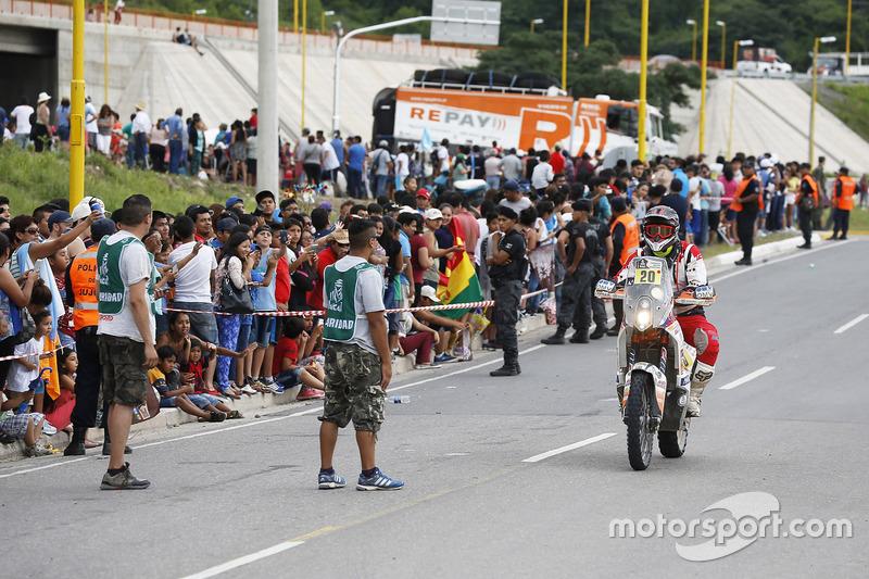 #20 KTM: Ivan Jakes