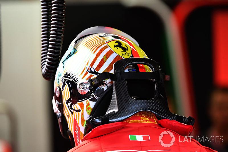 Singapur - Sebastian Vettel
