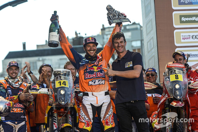 1. Sam Sunderland, Red Bull KTM Factory Racing