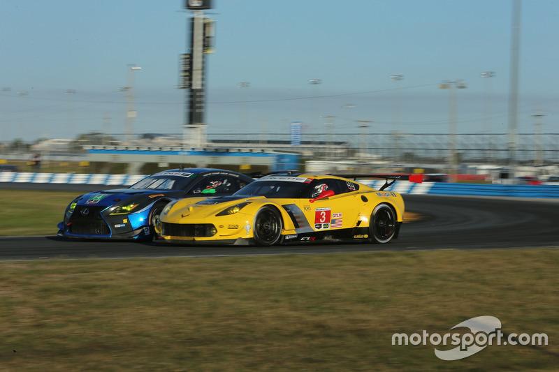 #3 Corvette Racing Chevrolet Corvette C7.R: Antonio Garcia, Jan Magnussen, Mike Rockenfeller