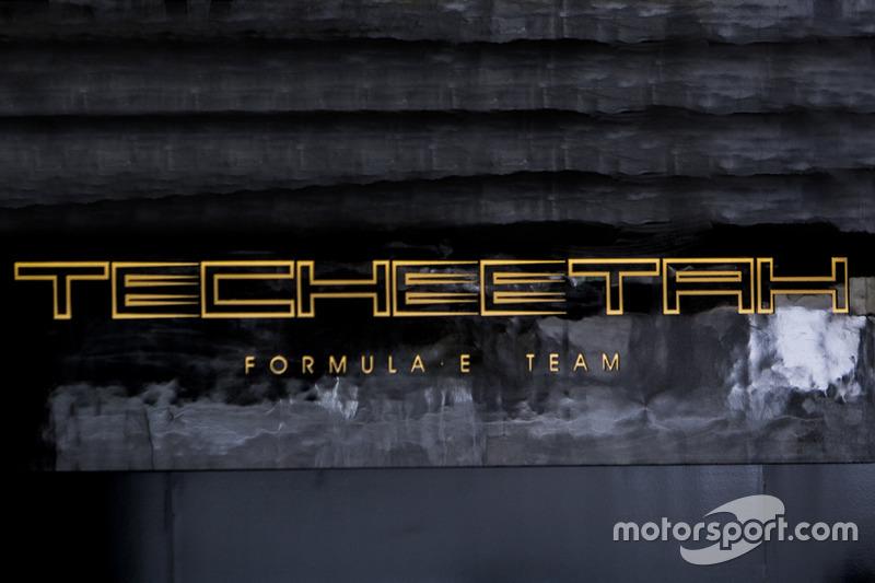 Logo de Techeeta Fórmula E Team