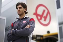 Тест-пилот Haas F1 Team Антонио Джовинацци