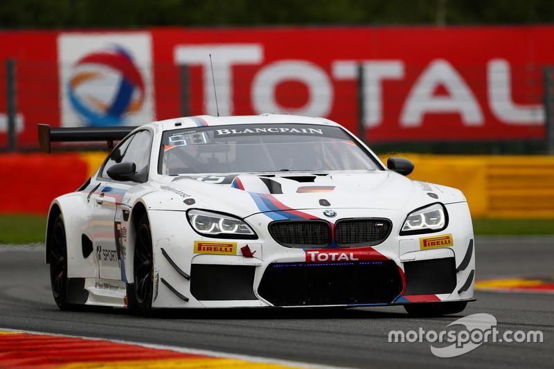 #35 Walkenhorst Motorsport BMW M6 GT3: Nico Menzel, Markus Palttala, Christian Krognes, Matias Henkola