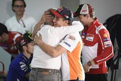 Marc Marquez, Repsol Honda Team, Giacomo Agostini