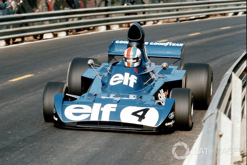 Tyrrell 006 (1972-1974)