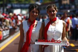 Monaco Grand Prix promodames