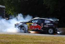 Ford Fiesta WRC Sébastien Ogier