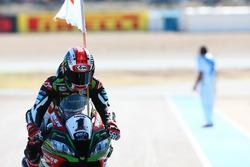 Yarış galibi Jonathan Rea, Kawasaki Racing