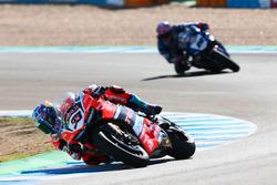 Marco Melandri, Ducati Team, Alex Lowes, Pata Yamaha