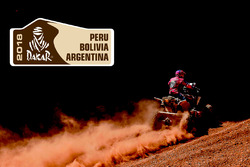 Dakar 2018 topic quad