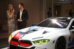 Ив Шир и Мартин Томчик, BMW M8 GTE