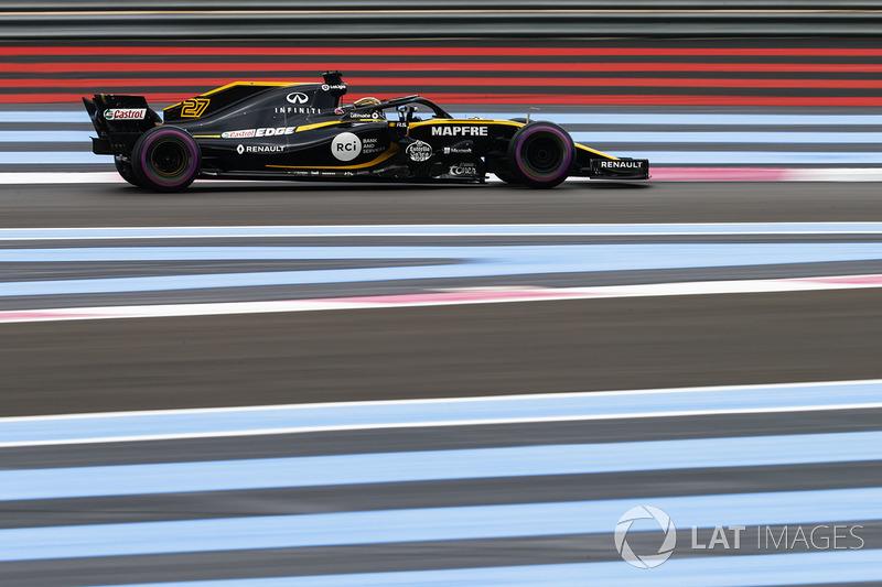 7. Ніко Хюлькенберг, Renault Sport F1 Team R.S. 18 — 34