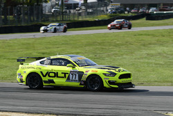 #77 Volt Racing Ford Mustang GT4: Alan Brynjolfsson, Trent Hindman