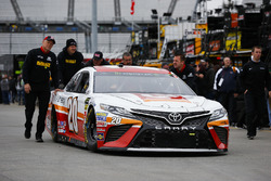 Erik Jones, Joe Gibbs Racing, Toyota Camry Circle K