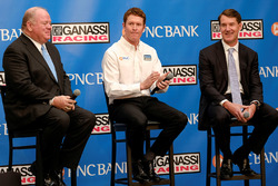 Chip Ganassi, Chip Ganassi Racing, Scott Dixon, Bill Demchak, PNC Chairman, President and Chief Exec