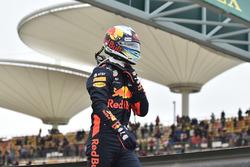 Daniel Ricciardo, Red Bull Racing à l'arrêt en piste