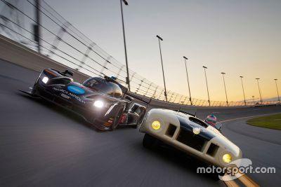 Daytona, test di Decembre