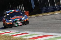 Mirco Virag, Domenico Pozzi, Ford Fiesta WRC