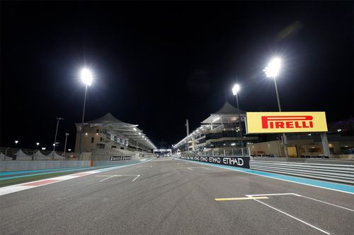 F1 Abu Dhabi GP Live Updates - final practice and qualifying