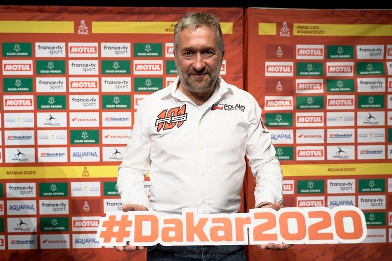 Presentazione Rafal Sonik
