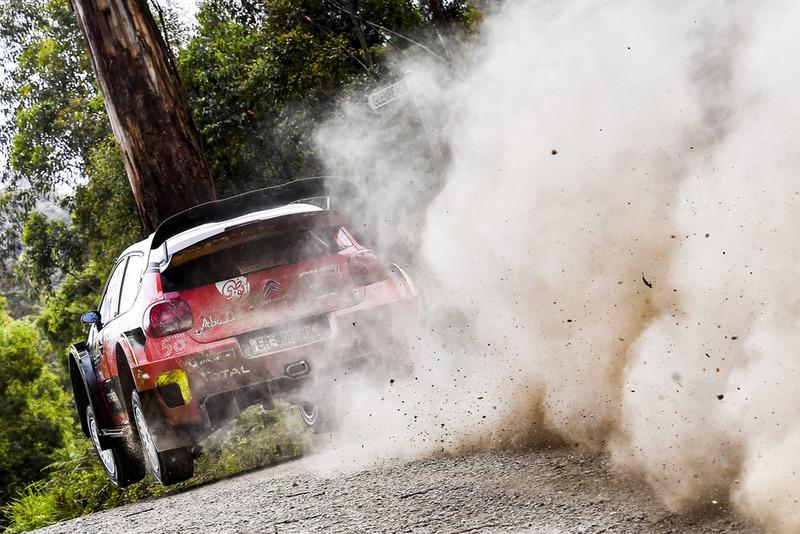 Крейг Брін, Скотт Мартін, Citroën C3 WRC, Citroën World Rally Team
